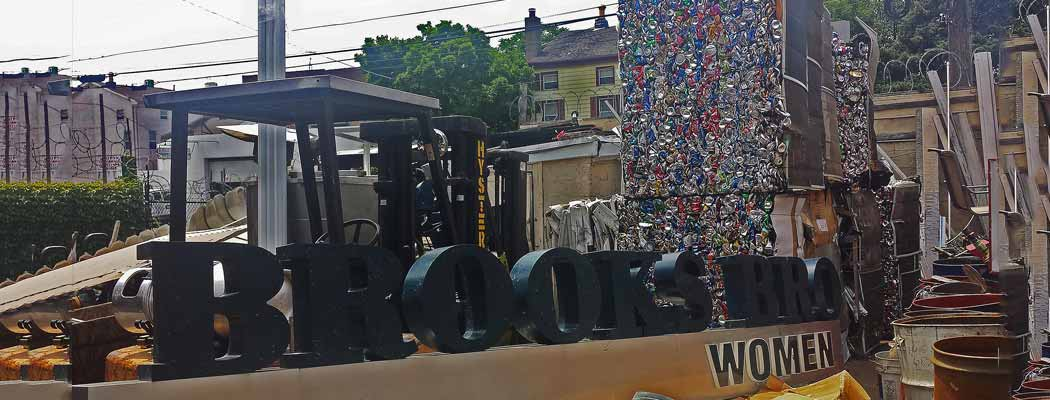 Cash for Commercial Scrap Philadelphia Large Jobs