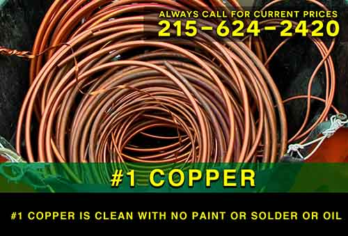Philadelphia Scrap Metal Cash for your Scrap Metal. We accept Copper, Copper Wire, Steel, Aluminum, Stainless  Steel, and lead. Radiators, Batteries.