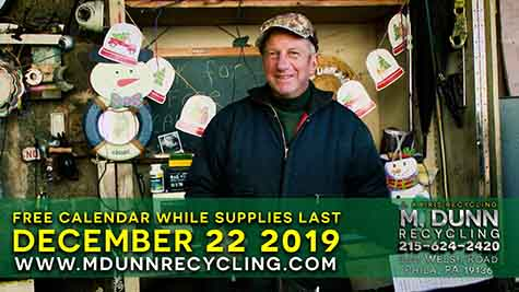 Scrap Metal Prices Philadelphia December 22, 2019 Get your FREE 2020 Calendar and how to test to see if metal is Brass or Die Cast, plus prices for December 22, 2019 Happy Holiday